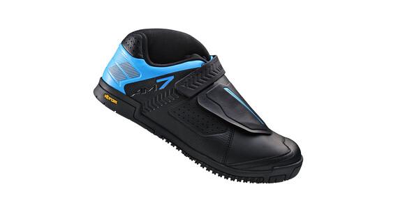 Shimano SH-AM7 kengät , musta